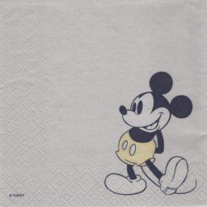 Serviette papier Mickey 1929