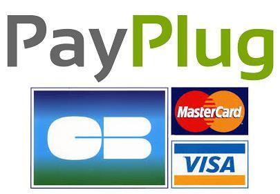 Réglement par Payplug