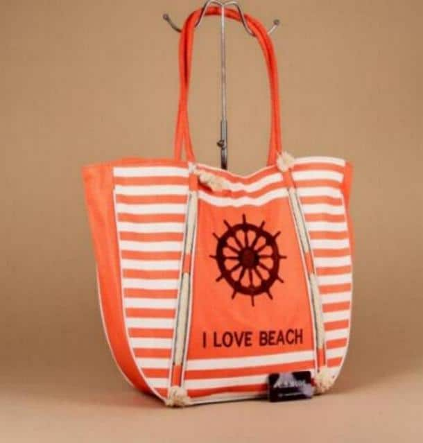 Sac caba orange