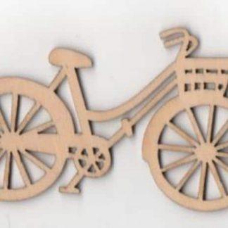 Vélo bois 90 mm