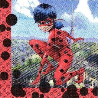 Serviette papier Ladybug