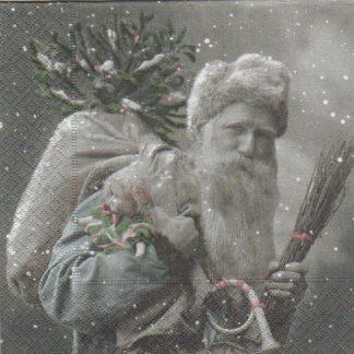 Serviette papier Noël 33 cm x 33 cm