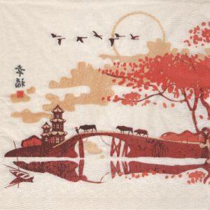 Asie et paysage