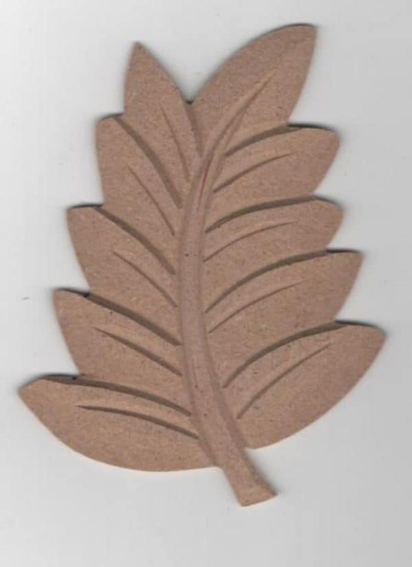 Feuille Automne 12 cm