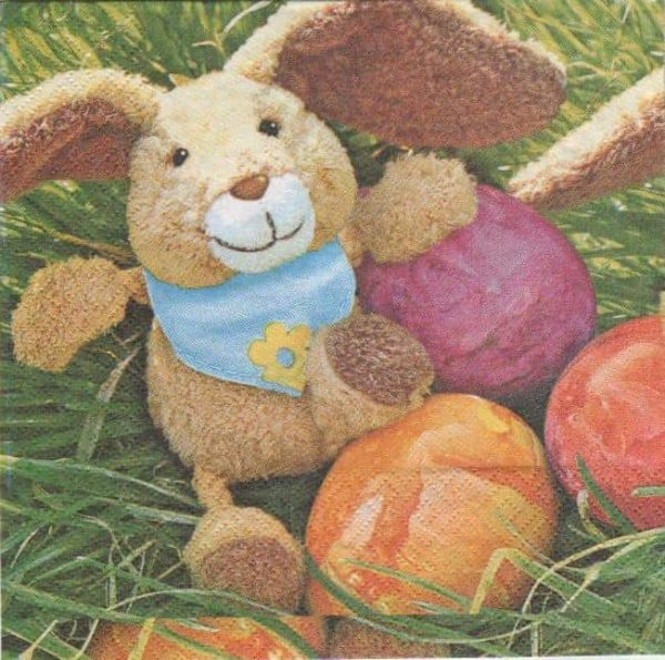 peluche de Pâques
