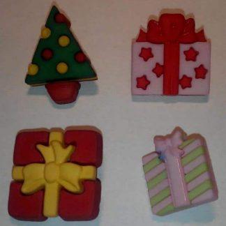 boutons cadeaux