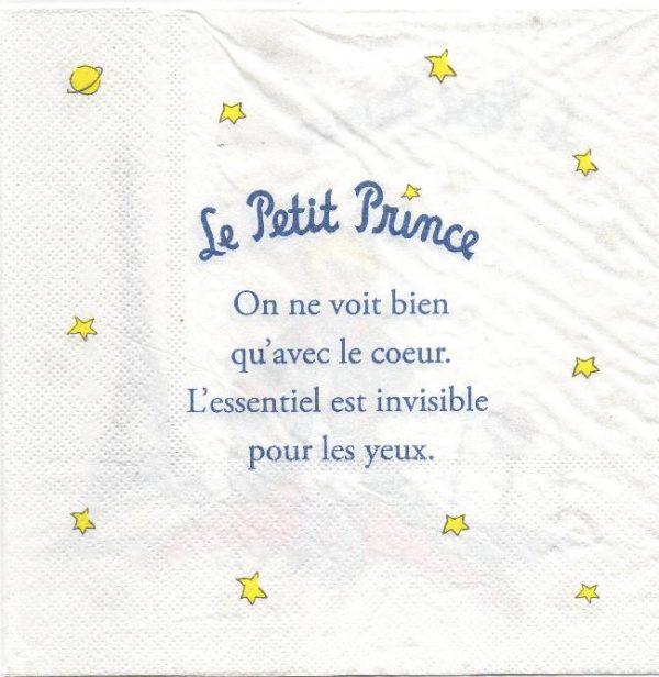 Proverbe Le Petit Prince
