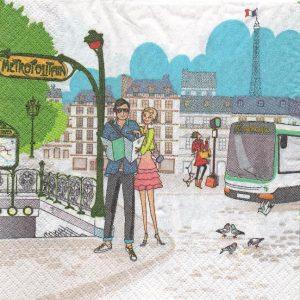 Métropoliain Paris