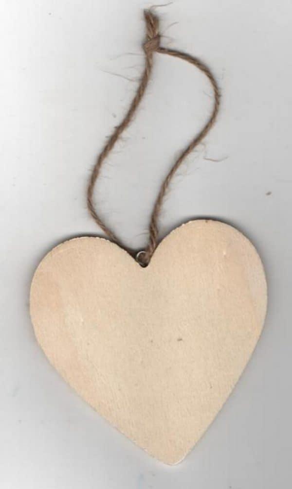 Coeur bois 90 mm