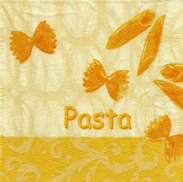 Serviette papier Pasta