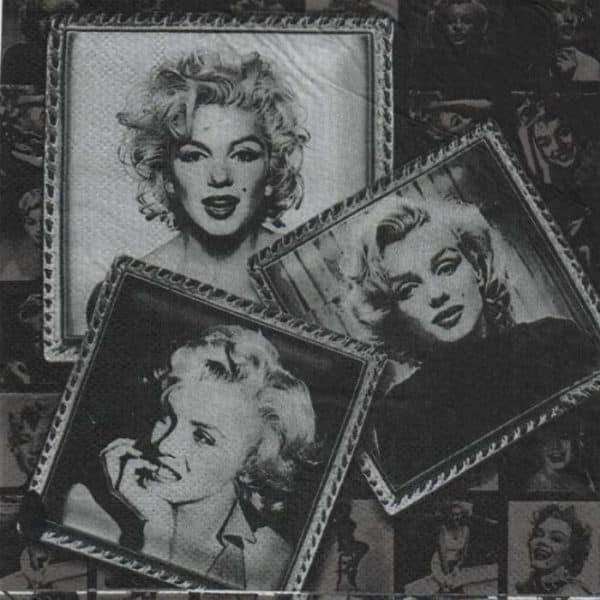 serviette papier cinéma