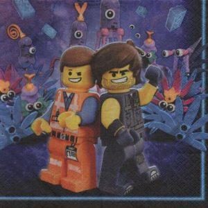 Serviette papier Lego