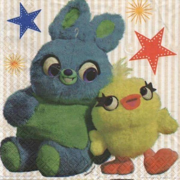 Serviette papier Toy Story 4